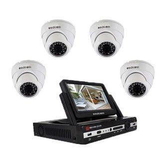 Комплект видеонаблюдения DVK-734S3