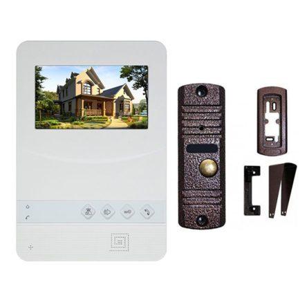 Комплект видеодомофона SD-405 + SSD-700