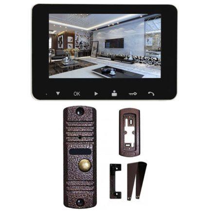 Комплект видеодомофона SD-407 + SSD-700
