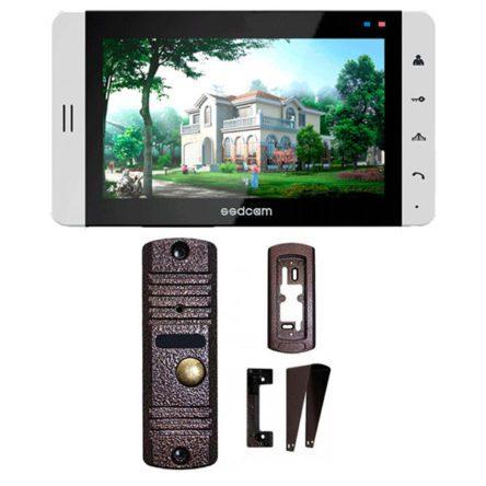 Комплект видеодомофона SD-708M + SSD-700